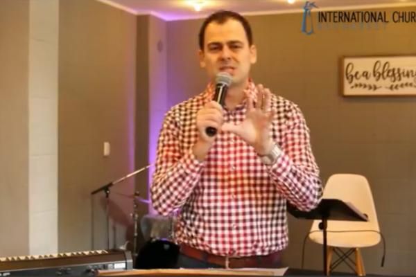 Pastor Ruben Mihai