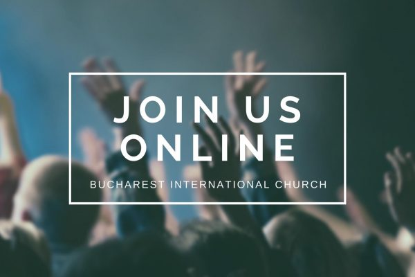 Join Us for church online at BIC